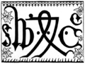 Caxton's Monogram.png