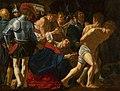 Cecco del Caravaggio - Nesenie kríža - O 4175 - Slovak National Gallery.jpg