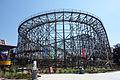 Cedar Point Gemini track (14855392825).jpg