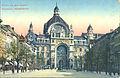 Centraal station kleur 1913.jpg