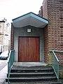 Central Methodist Church, Burnley, Doorway - geograph.org.uk - 769009.jpg
