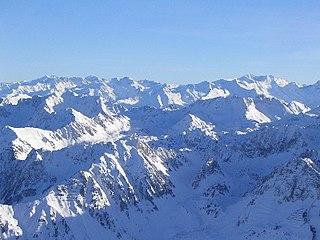Pyrenees Range of mountains in southwest Europe