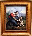 Cesare da sesto, madonna col bambino e l'agnellino, 1515 ca. 01.JPG