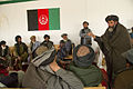 Chahar Asab village elders discuss village improvement projects during development shura 120318-N-JC271-273.jpg