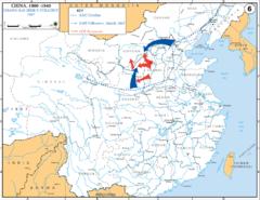 Chaing Kai-shek's Strategy 1947