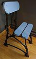 Chaise pied de banc Guimard 09981.JPG