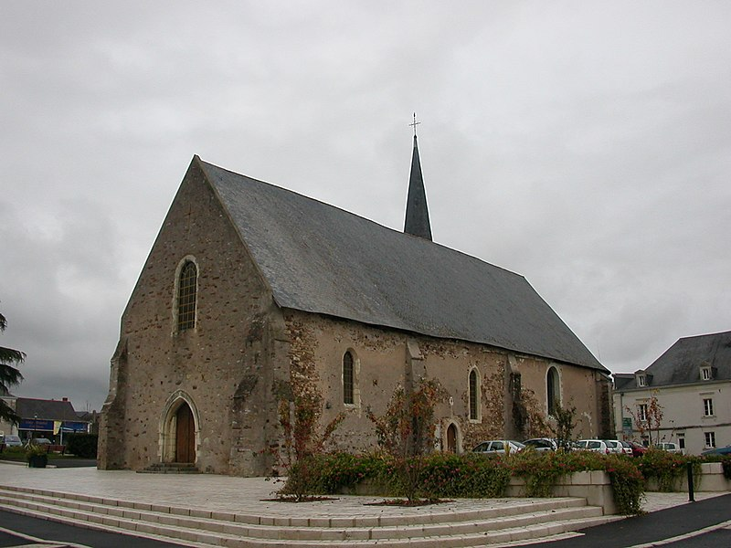 Church of Champtocé-sur-Loire