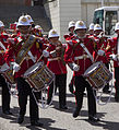 Changing of the Guard drums- Royal Gibraltar Regiment.jpg