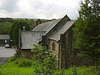 Chapel at Chatterton - geograph.org.uk - 958946.jpg