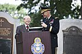 Chaplain Corps honors 241st Anniversary during ceremony in Arlington National Cemetery (28351035410).jpg