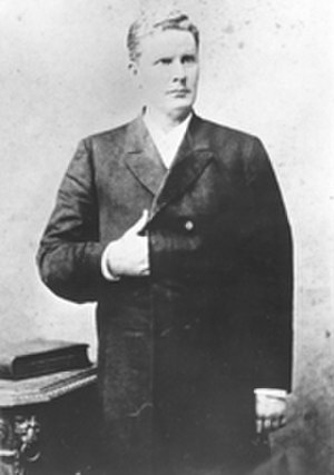 Charles W. Jones - U.S. Senator Charles W. Jones (D-Florida)