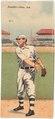 Charles Bender-Reuben Oldring, Philadelphia Athletics, baseball card portrait LCCN2007683889.tif