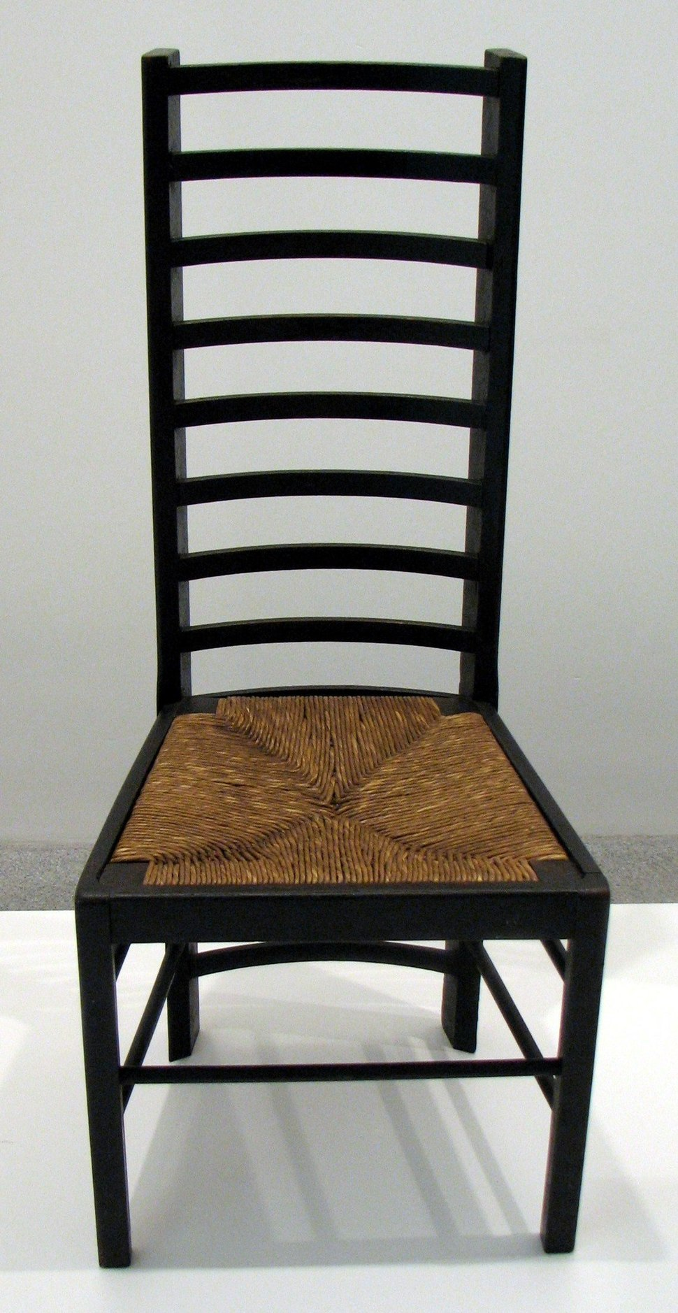 Charles Rennie Mackintosh - Chair - 1903