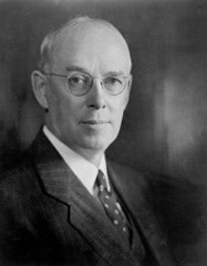 Charles W. Tobey - Image: Charles Tobey