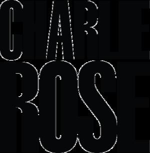 Charlie Rose (TV series) - Image: Charlieroselogo