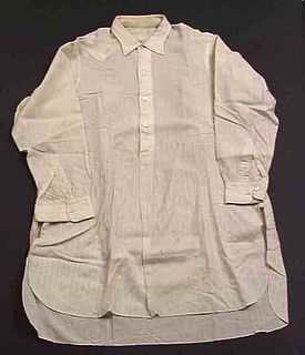 Shirt garment for the upper body