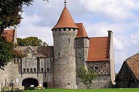 Le château fort d'Hattonchâtel
