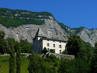 Biviers - Chateau de Montbives in Biviers