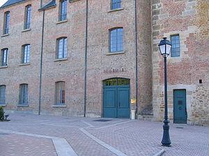 Gacé - City Hall in the Castle