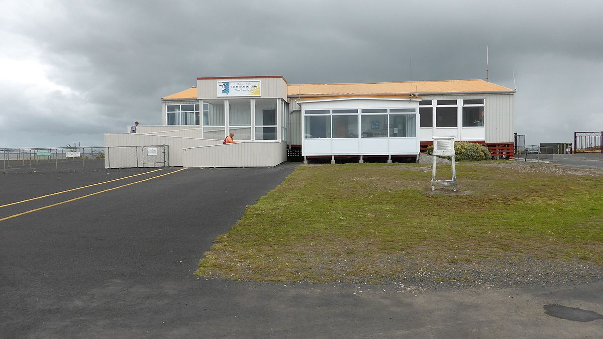 Small House With Elevation : Chatham islands tuuta airport wikipedia