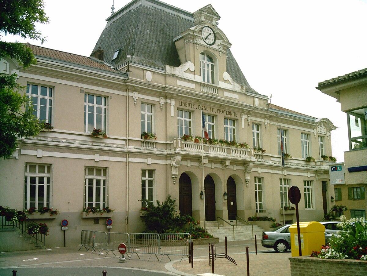 Châtillon-sur-Chalaronne - Wikidata