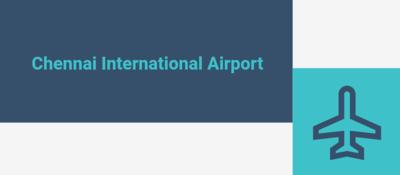 Chennai International Airport - Wikiwand