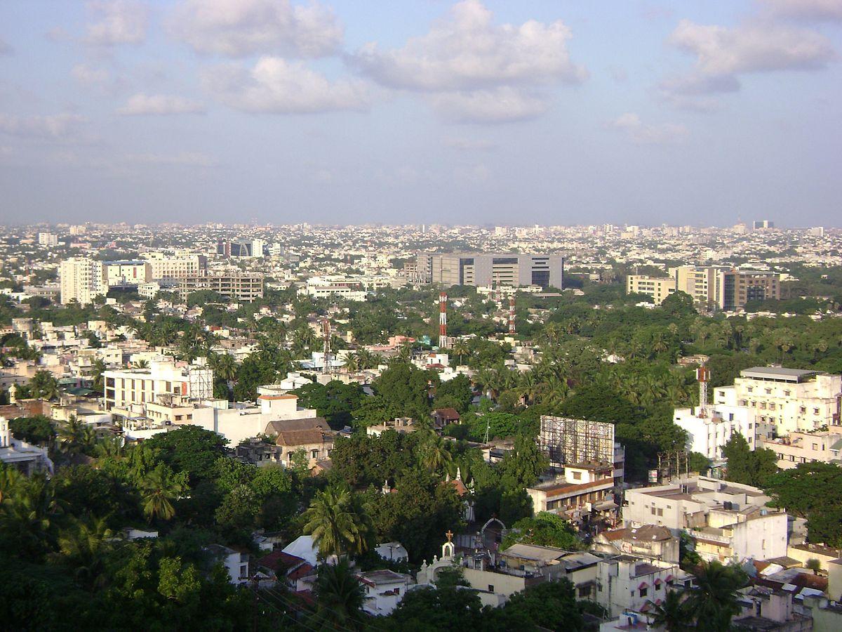 Chennai wikipedia for Noleggio di cabine nello stato dell oregon