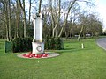 Chesham Bois, The War Memorial - geograph.org.uk - 730301.jpg