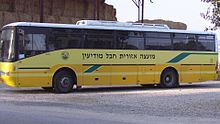 Chevel Modeen Yellow Bus.JPG