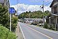Chiba prefectural road route 16 (Sawara-Yokaichiba line) in Oio,Sosa city.jpg