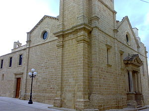Morciano di Leuca - Mother Church of Morciano di Leuca