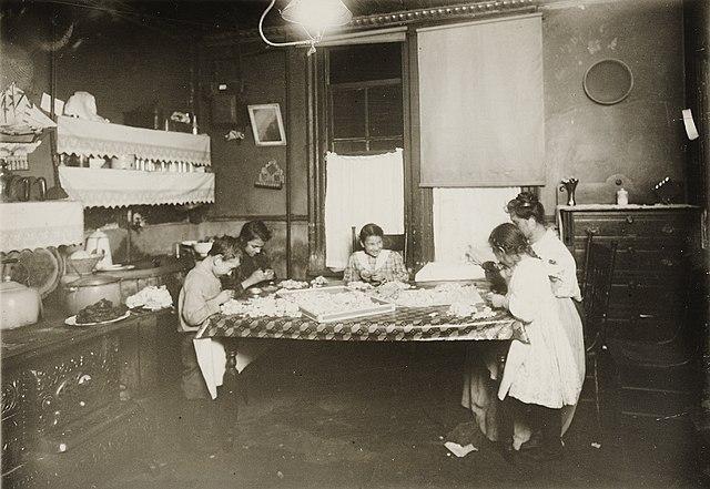 New York City Restaurant Labor Laws