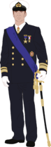 Chilean Navy Suits Male N°1 - Admirals -.png