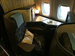 China Airlines Boeing 777-300ER Premium Business Class.JPG