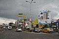 Chinar Park - Major Arterial Road - Kolkata 2011-09-09 4932.JPG