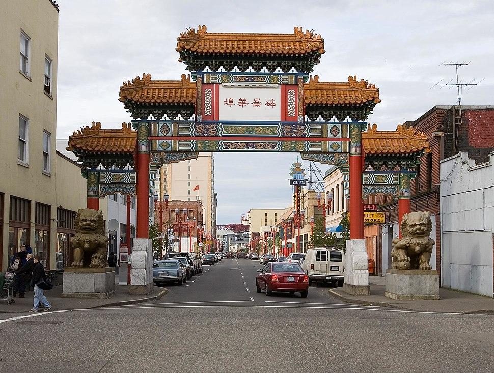 ChinatownGatePortland