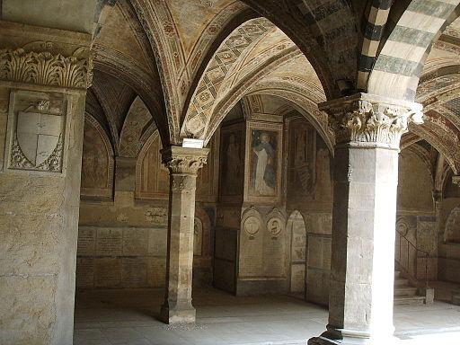 Chiostrino di Santa Maria Novella 2