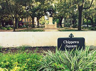 Chippewa Square (Savannah, Georgia)