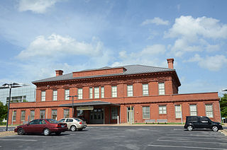 Choctaw Route Station