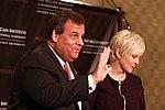 Chris Christie & Cindy McCain (10998752575).jpg