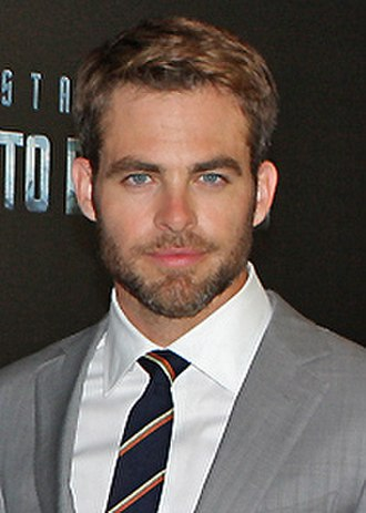 Chris Pine - Pine at the Sydney premiere of Star Trek Into Darkness, April 2013