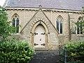 Christ Church, Fulwood, Porch - geograph.org.uk - 912037.jpg