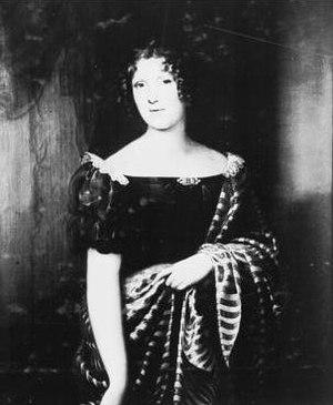 Landgravine Amalie of Hesse-Homburg - Image: Christiane Amalie von Anhalt Dessau als Erbprinzessin