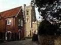 Church approach, Newport, Essex - geograph.org.uk - 142316.jpg