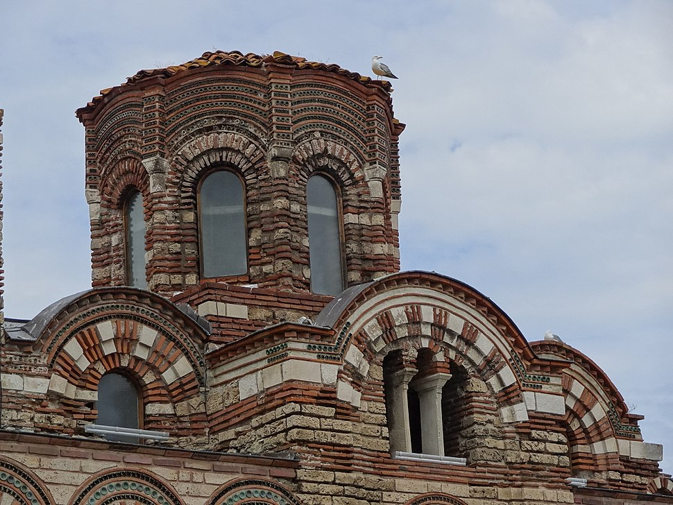 Church of Christ Pantocrator, Nesebar 13