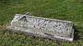 Church of St Mary, Stapleford Tawney, Essex, England - tomb at south-east of chancel.jpg