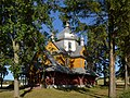 Church of the Ascension of Christ in Gładyszów (Ґладышів) - (by Pudelek).jpg