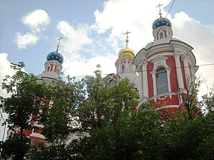 Church of the Holy Martyr Clement, 2010 02.jpg, автор: Elisa.rolle