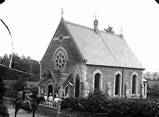 Churchstoke Wesleyan Chapel