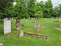 Churchyard at South Leigh - geograph.org.uk - 1310873.jpg